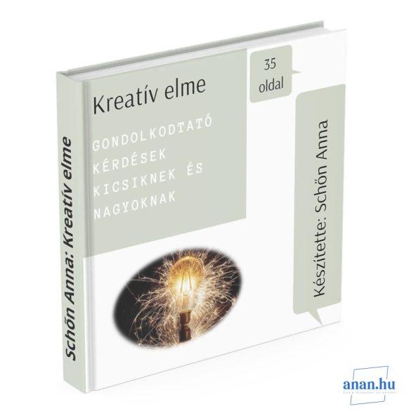 Kreatív elme - Tehetségfejlesztő digitális kiadvány