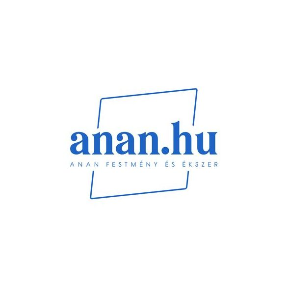 Mélység, absztrakt festmény, vászon.