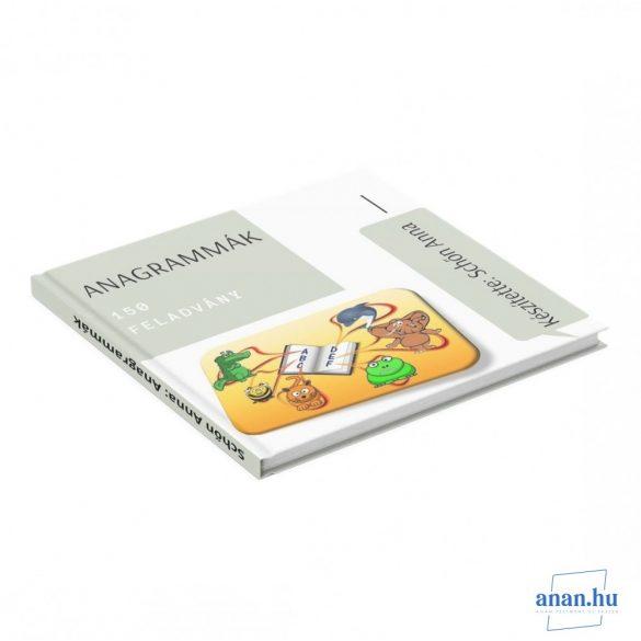 150 Anagramma feladvány - Tehetségfejlesztő digitális kiadvány 8 éves kortól